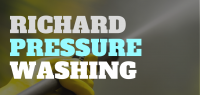 Richard Pressure Washing Logo - Richardson TX